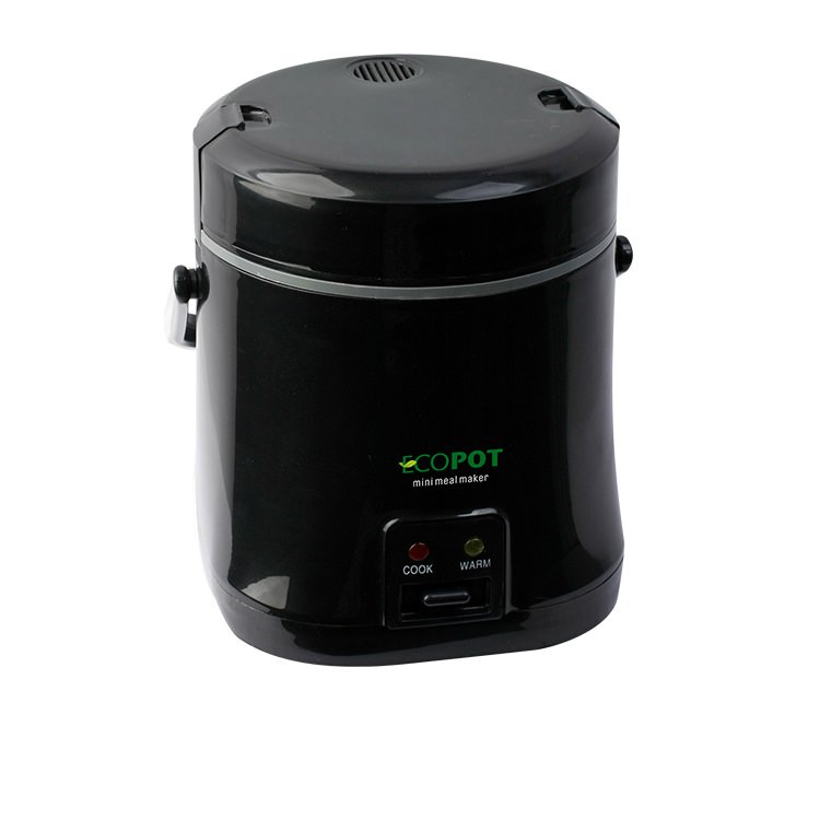 Ecopot Mini Meal Maker Black
