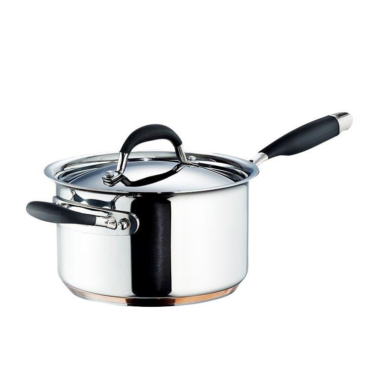 Essteele Australis Saucepan w/ Lid 3.8L