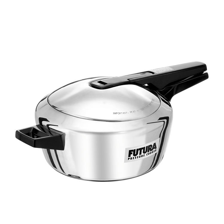 Futura Stainless Steel Pressure Cooker 4L