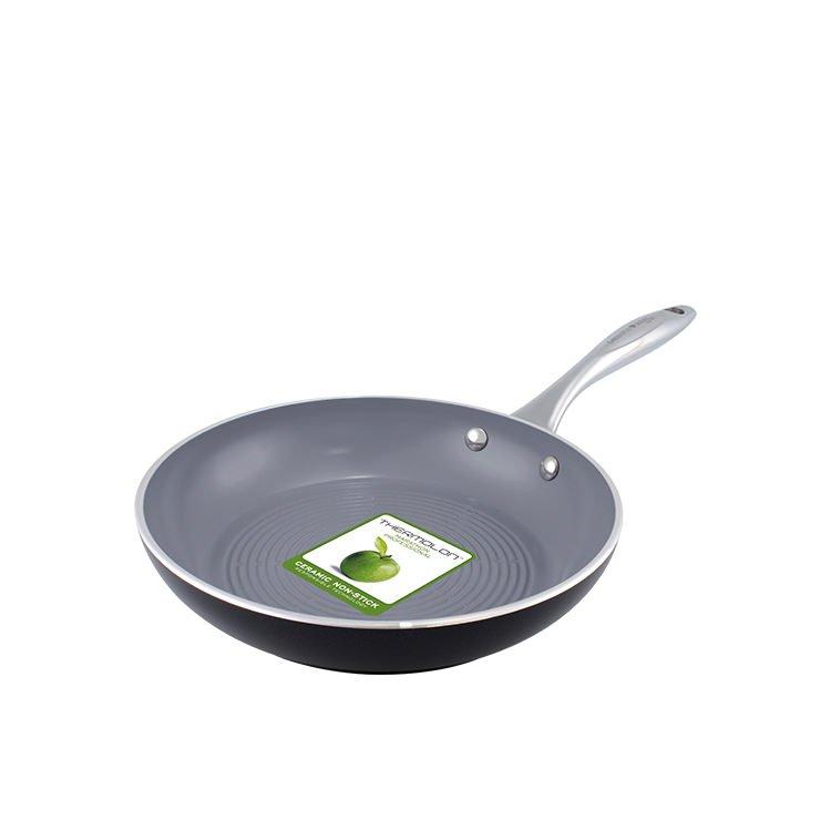GreenPan Milan 3D Ribbed Frypan 24cm