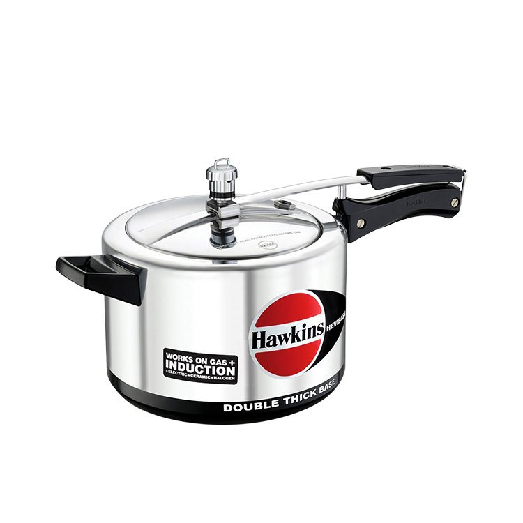 Hawkins Hevibase Induction Pressure Cooker 5L