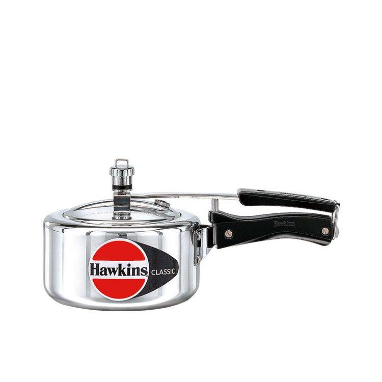 Hawkins Universal Aluminium Pressure Cooker 2L