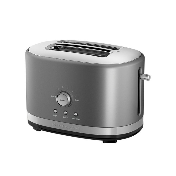 KitchenAid 2 Slice Toaster Contour Silver