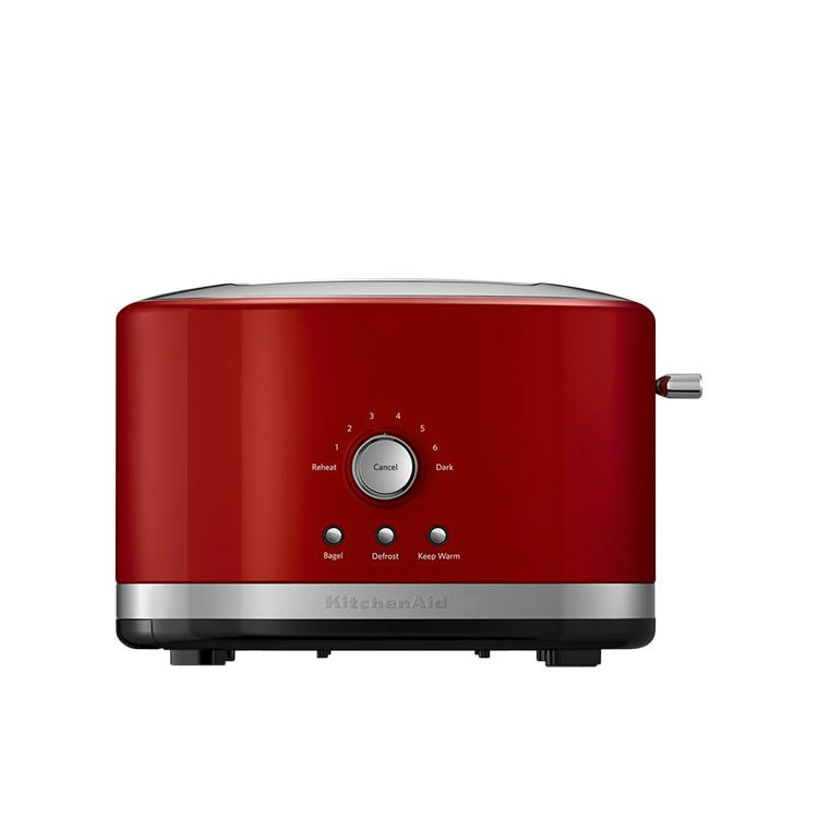 Kitchenaid 2 Slice Toaster Empire Red Fast Shipping