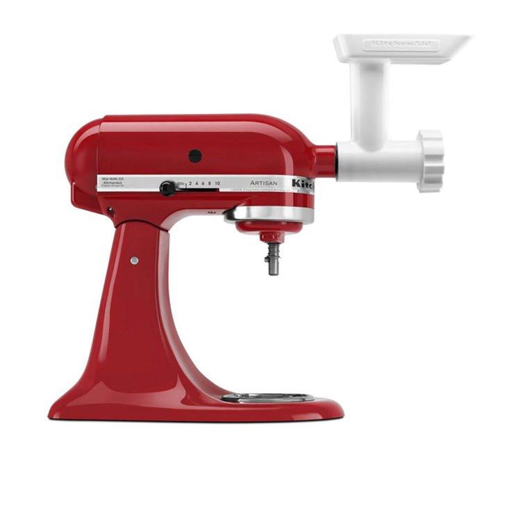 New kitchenaid food grinder mincer attachment rrp 119 ebay - Kitchenaid meat mincer ...