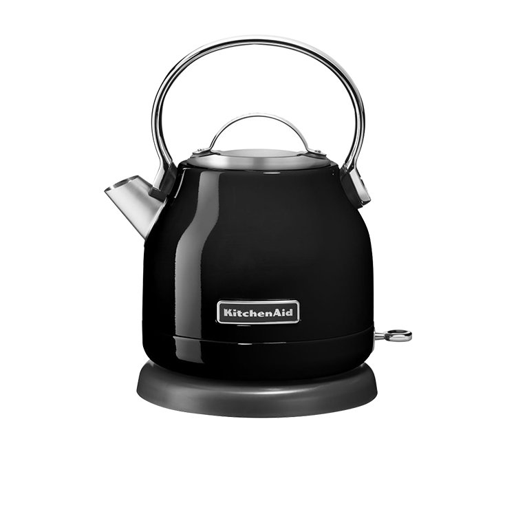 KitchenAid Artisan KEK1222 Electric Kettle 1.25L Onyx Black