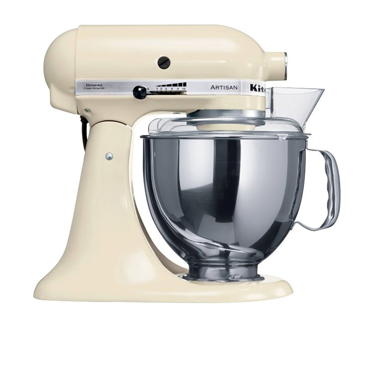 KitchenAid Artisan KSM150 Stand Mixer Almond Cream