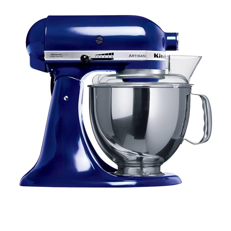 Kitchenaid Mixer Ksm150 Cobalt Blue On Sale Now