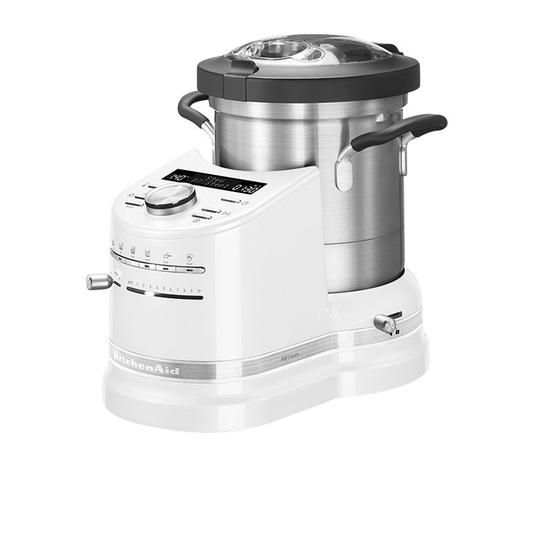 KitchenAid Cook Processor Frosted Pearl