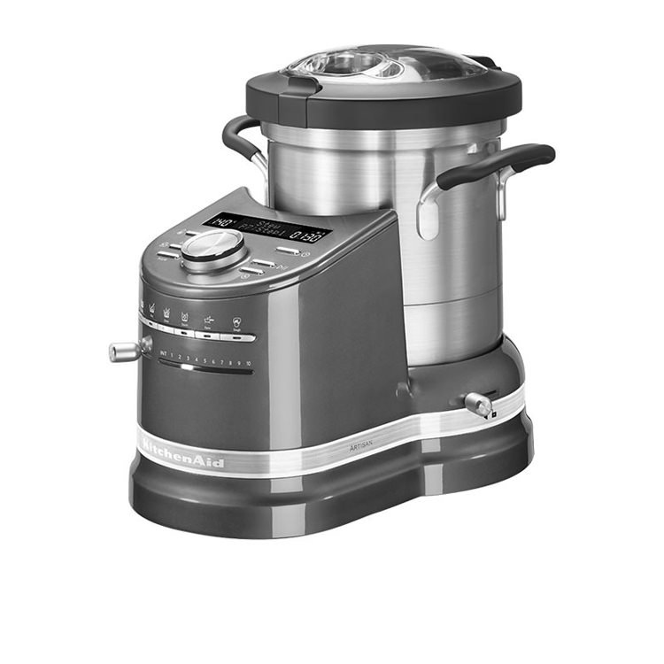 KitchenAid Cook Processor Medallion Silver