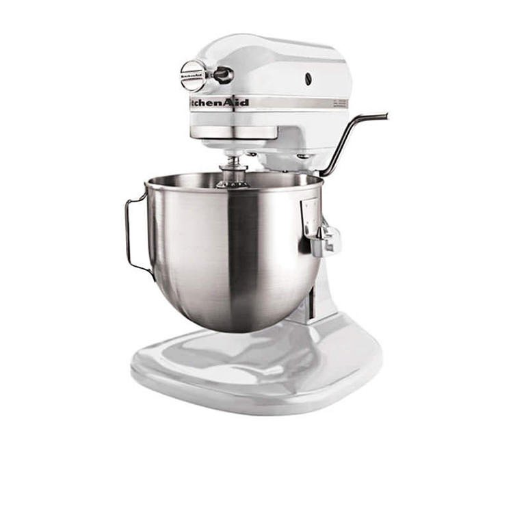 KitchenAid Deluxe Mixer KPM5 White