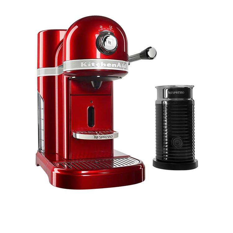 KitchenAid KES0504 Nespresso Machine Candy Apple