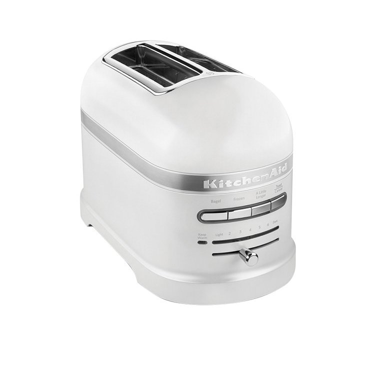 KitchenAid Pro Line Toaster Frosted Pearl
