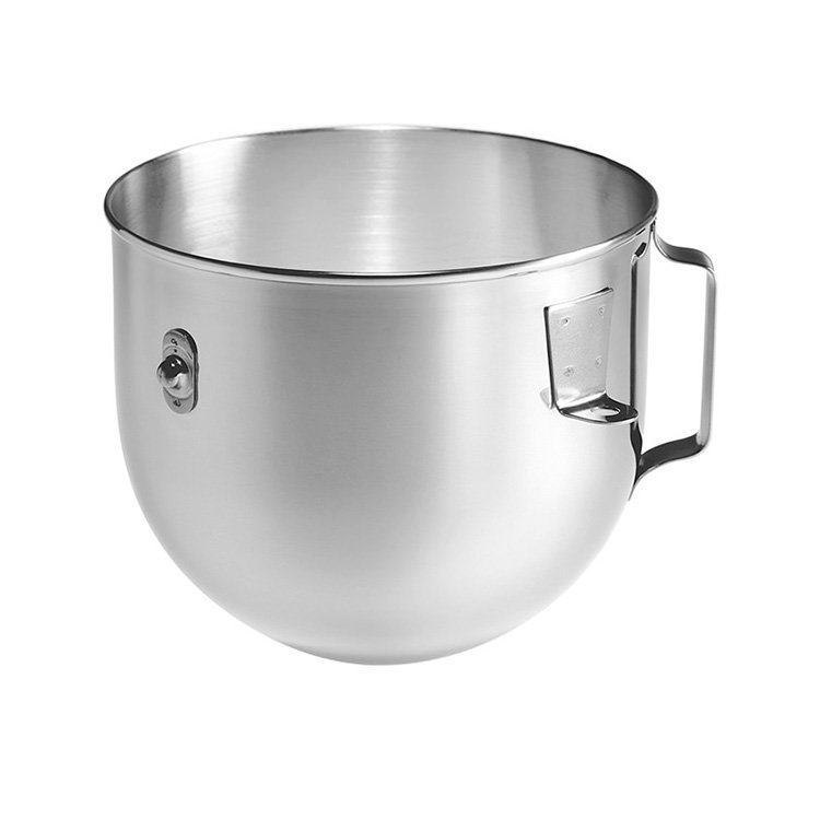 KitchenAid Stainless Steel Mixing Bowl for Bowl-Lift Stand Mixer 4.8L