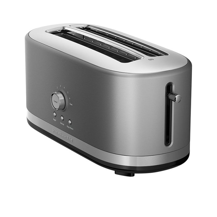 Kitchenaid 4 Slice Toaster Contour Silver