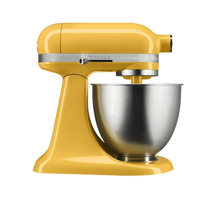 Kitchenaid Artisan Mini Stand Mixer Orange Sorbet