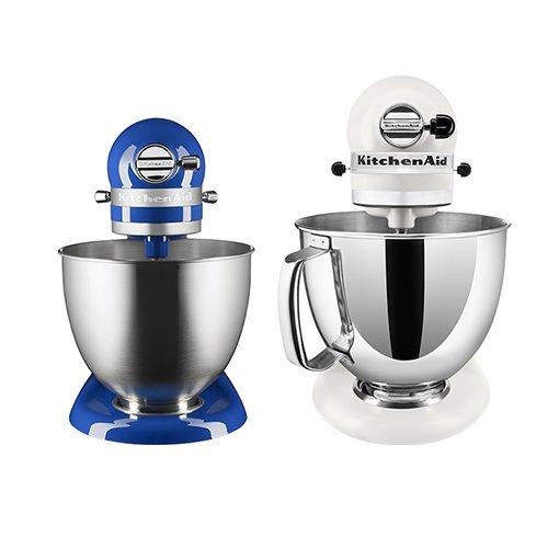 Kitchenaid Artisan Mini Stand Mixer Twilight Blue Fast