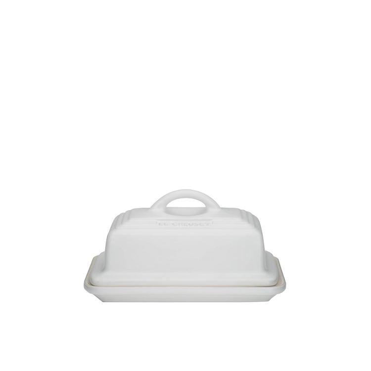 Le Creuset Stoneware Butter Dish Cotton