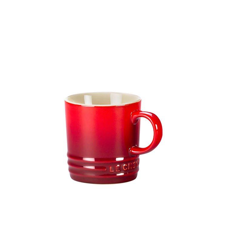 Le Creuset Stoneware Espresso Mug 100ml Cerise