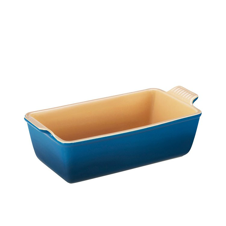 Le Creuset Heritage Loaf Dish 23cm Marseille Blue