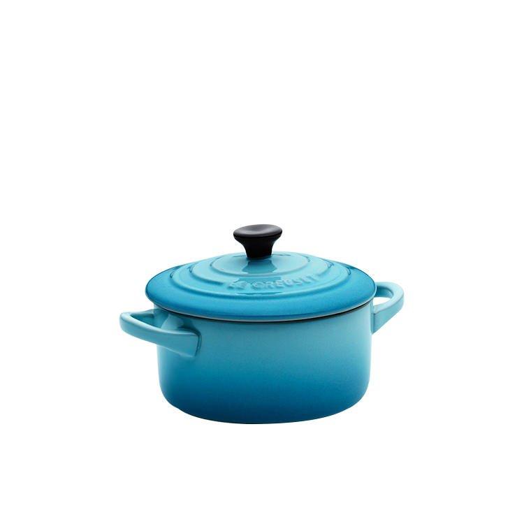 Le Creuset Mini Cocotte 10cm Caribbean Blue