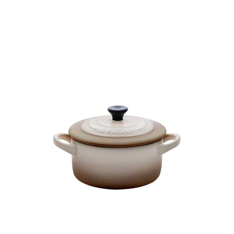 Le Creuset Mini Cocotte 10cm Nutmeg