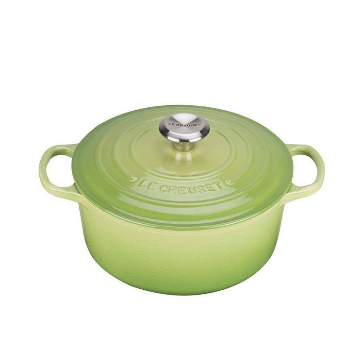 Le Creuset Signature Round French Oven 24cm - 4.2L Palm
