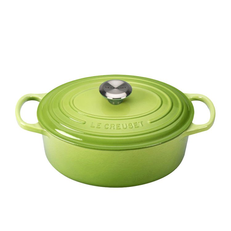 Le Creuset Signature Round French Oven 26cm - 5.3L Palm