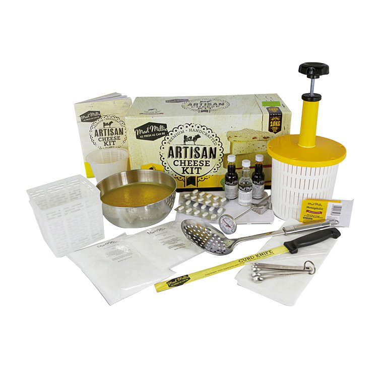Mad Millie Artisan Cheese Kit