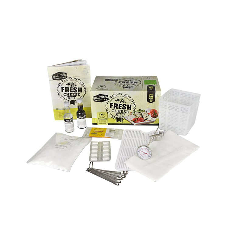 Mad Millie Fresh Cheese Complete Kit