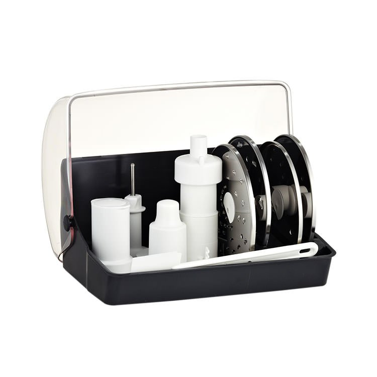 Magimix 4200XL Food Processor Red w/ XL Feed Tube