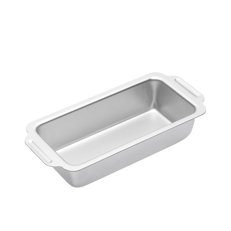 MasterCraft Silver Anodised Seamless Loaf Pan 24x14cm