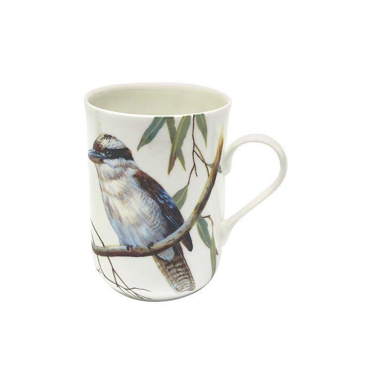 Maxwell & Williams Birds of Australia Eric Shepherd Laughing Kookaburra Mug 300ml