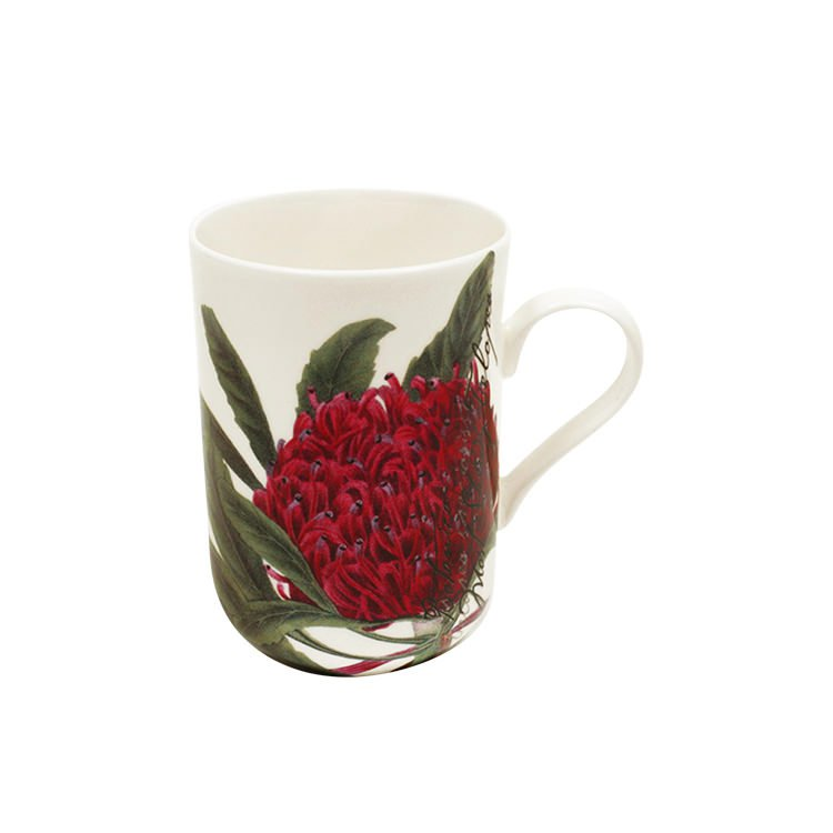 Maxwell & Williams Botanic Mug Telopea
