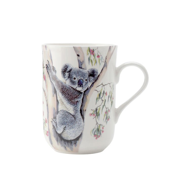 maxwell williams cashmere animals of australia mug 300ml koala fast shipping. Black Bedroom Furniture Sets. Home Design Ideas