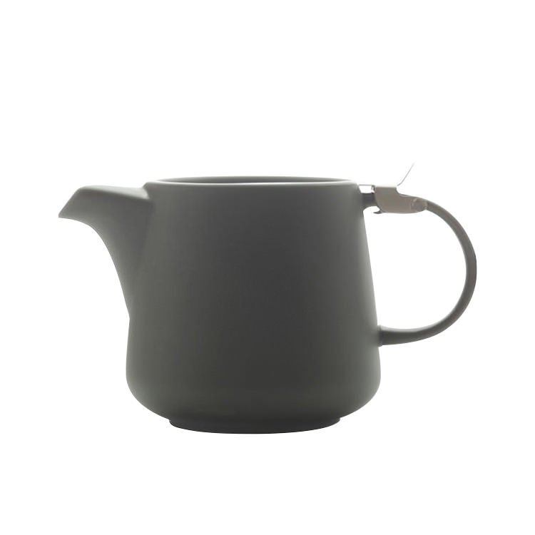 Maxwell & Williams Tint Teapot 600ml Charcoal