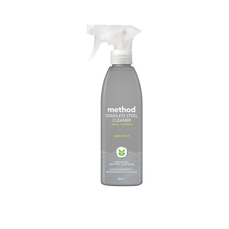 Method Specialty Spray Stainless Steel 354ml