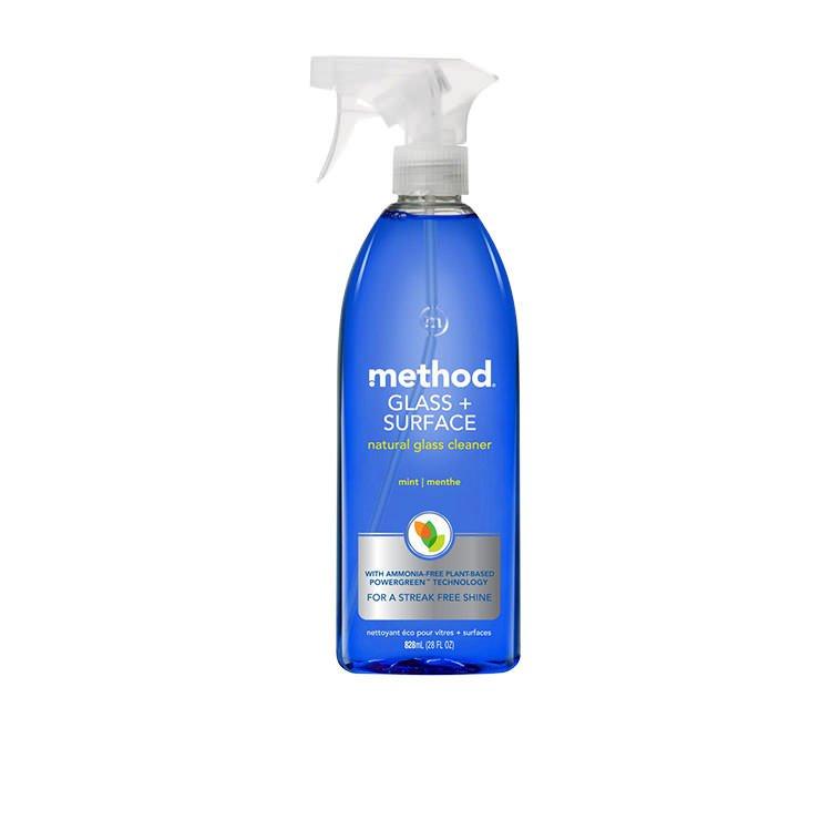 Method Spray Glass & Surface Cleaner 828ml