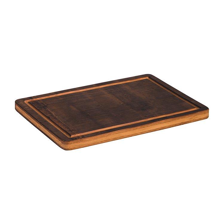 Peer Sorensen Bamboo Steak Board 33x23x2cm Black