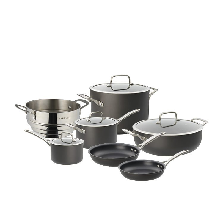 Pyrolux Induction HA+ 7pc Cookware Set