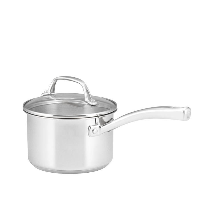 Raco Commercial Stainless Steel Saucepan 1.9L