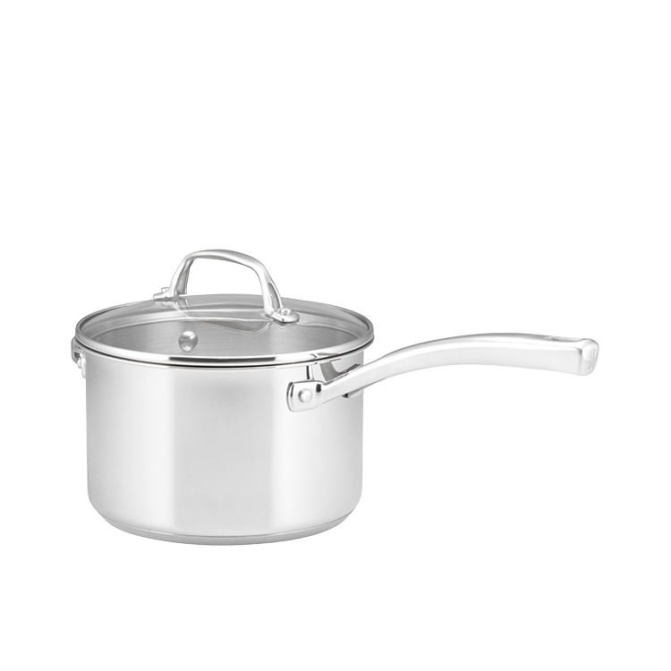 Raco Commercial Stainless Steel Saucepan 2.8L