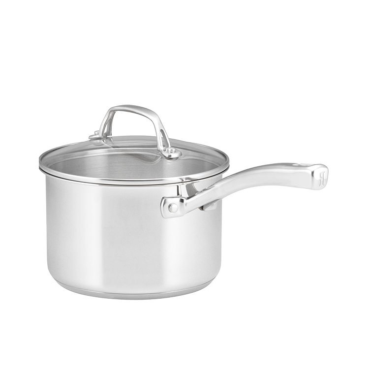 Raco Commercial Stainless Steel Saucepan 3.8L