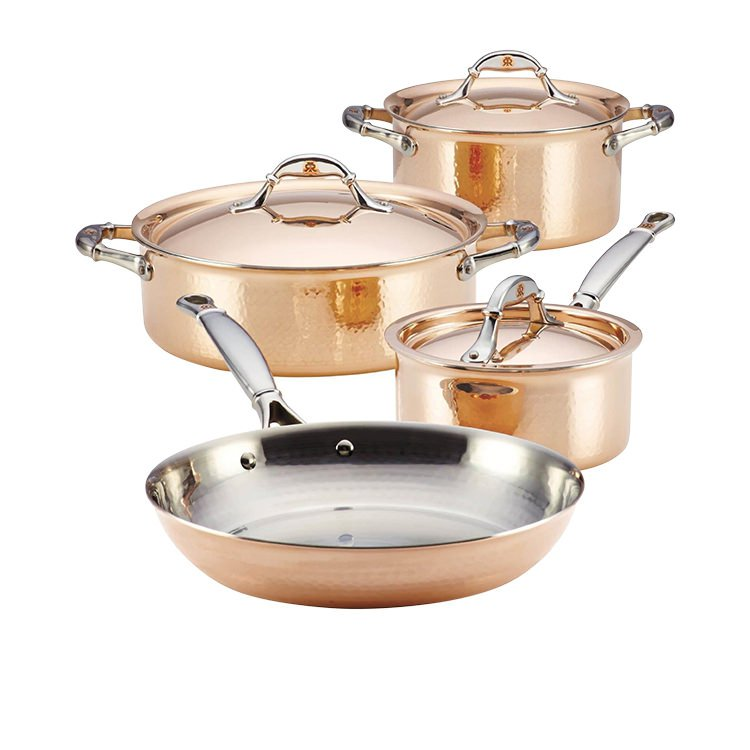 Ruffoni Symphonia Cupra 7pc Cookware Set