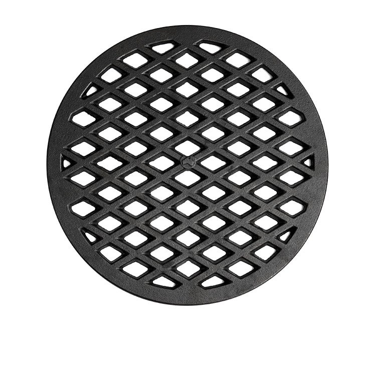 SOLIDTEKNICS Australian Made AUSFonte Cast Iron Pan Grill-it 30cm