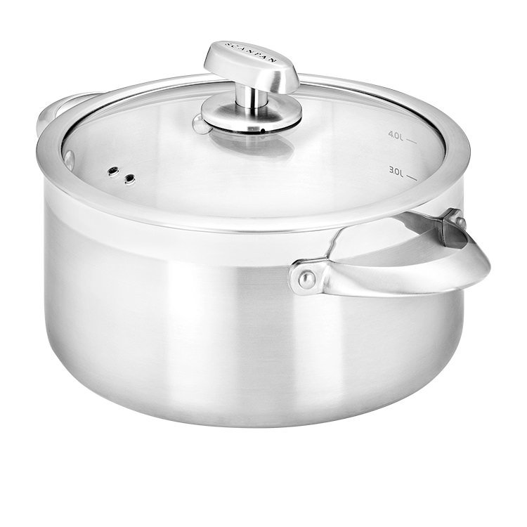 Scanpan Clad 5 Dutch Oven 5.2L