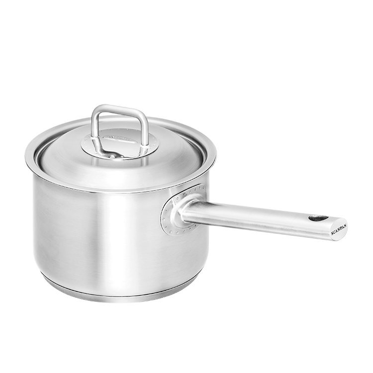 Scanpan Commercial Covered Saucepan 2.5L
