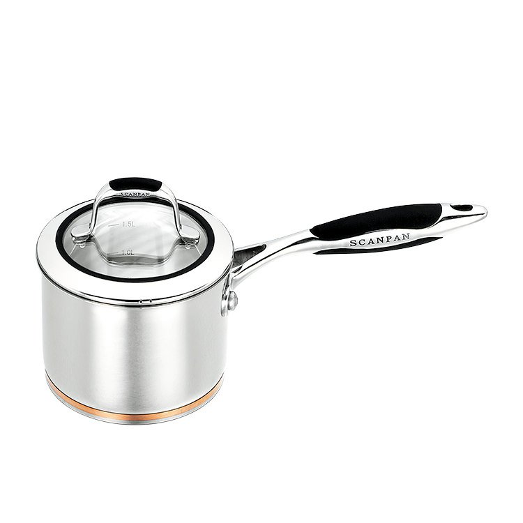 Scanpan Coppernox Covered Saucepan 1.2L