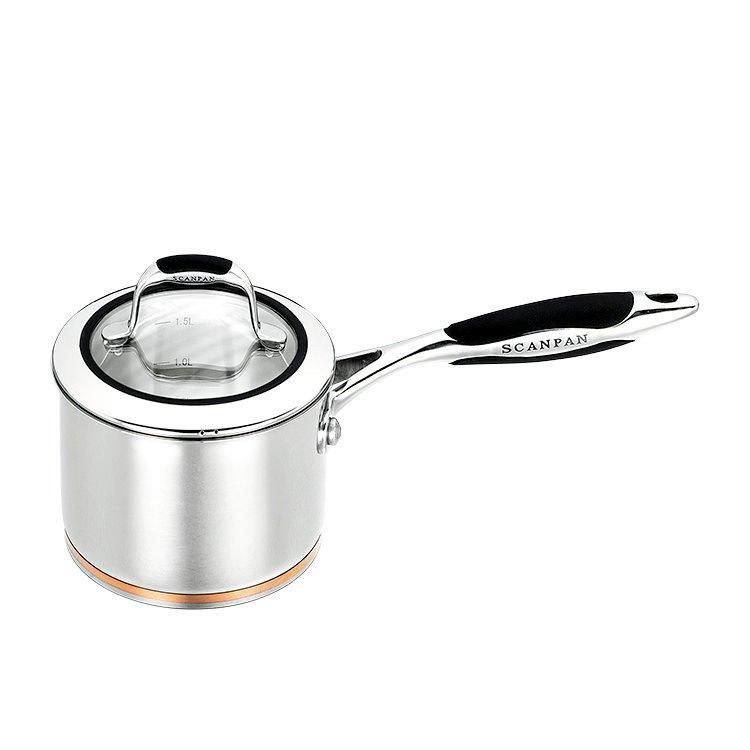 Scanpan Coppernox Covered Saucepan 1.2L