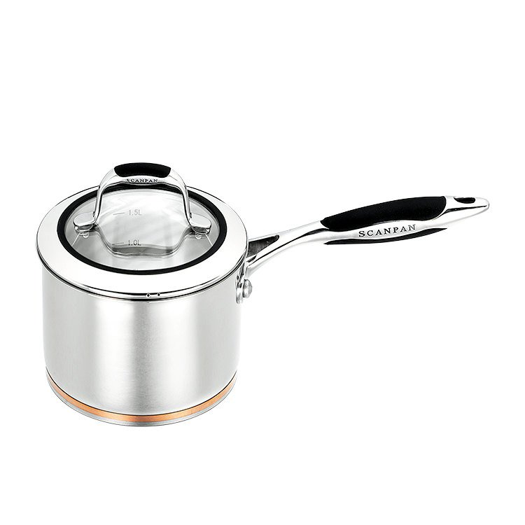 Scanpan Coppernox Covered Saucepan 1.8L
